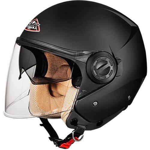 smk ma200 cooper open face helmet