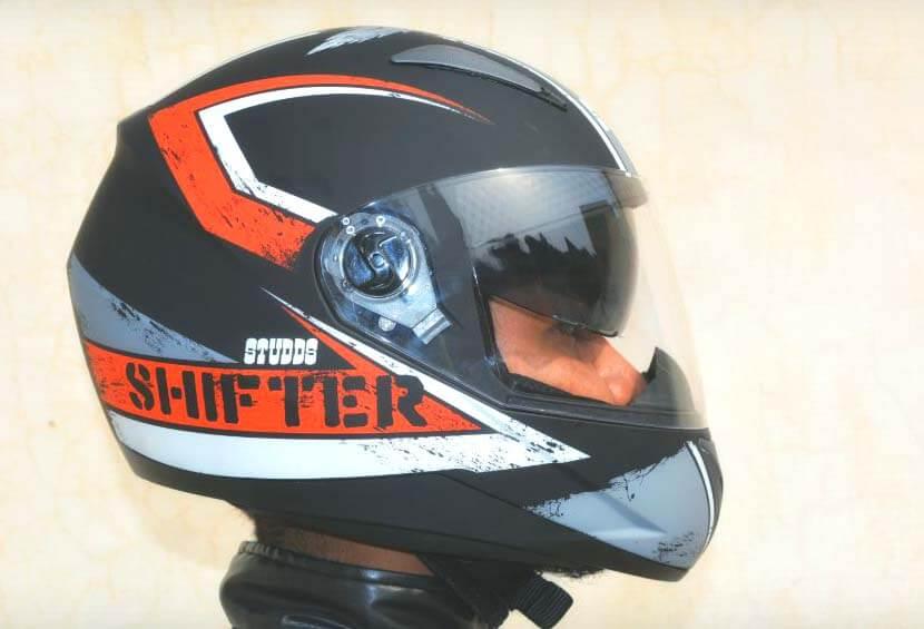 best helmet under 3000 - studds sifter d1