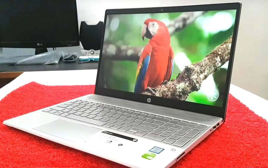 best laptop under 60000 for programmer - hp pavilion 15 cs3006tx