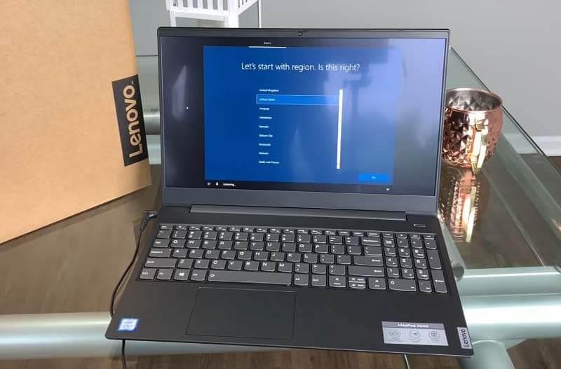 best laptop under 60000 for programming - lenovo ideapad s340 81n8009bin