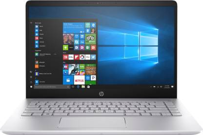 best laptop under 60000 with i7 processor and 8gb ram - hp pavilion 14bf125TX