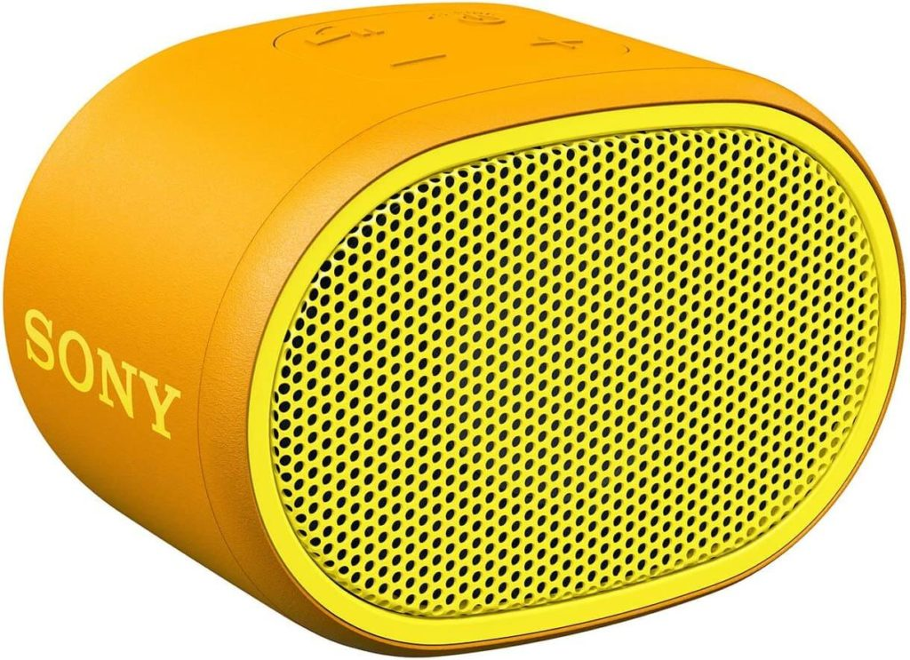 best speaker under 2000 - Sony SRS-XB01