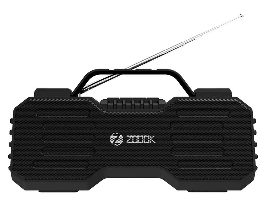 best stereo bluetooth speakers under 2000 - ZOOOK Rocker BOOMBOX Atom