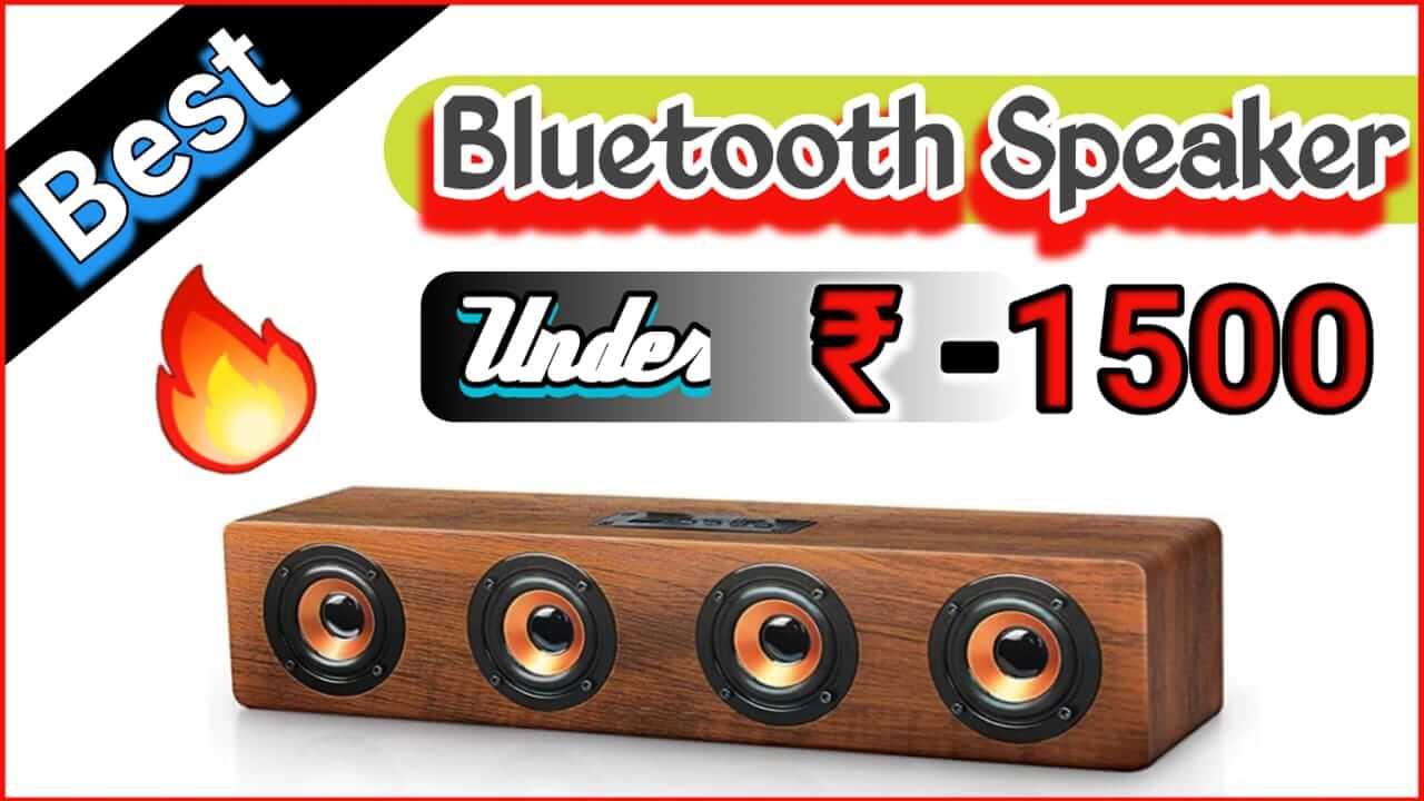 best speaker under 1500