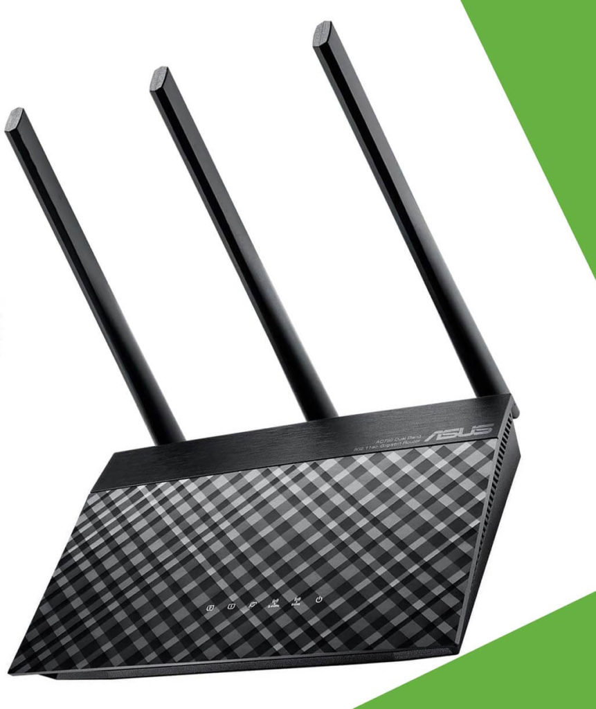best wifi router under 3000 rupees - ASUS RT-AC53 AC750