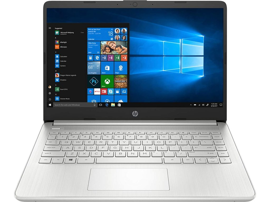 best laptop under 50000 with i5 processor and 8gb ram, ssd - HP 14s