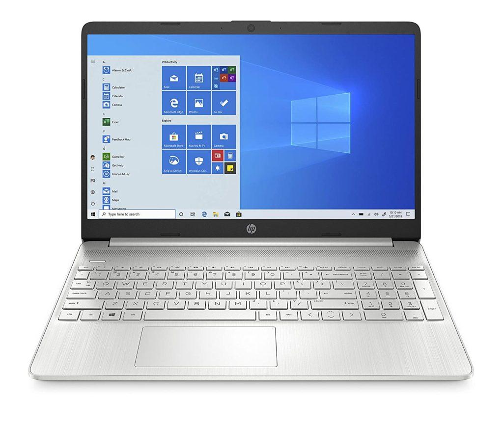best laptop under 50000 with i5 processor and 8gb ram, ssd - HP 15s RYZEN 5 Quad Core 3500U