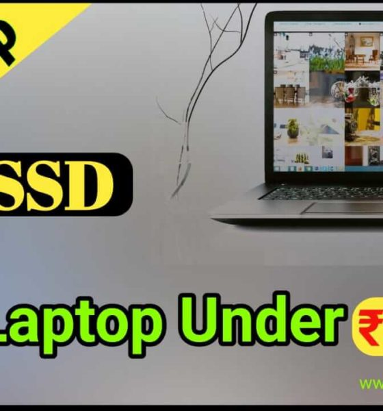 best laptop under 35000 with ssd