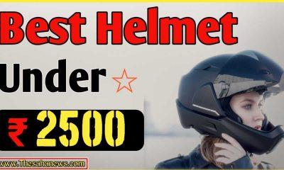 best helmet under 2500